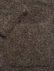 Pulz Jeans - PZRAINBOW Cardigan Premium Quality - cardigans - chocolate brown melange - 3
