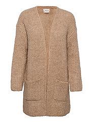 PZRAINBOW Cardigan Premium Quality - TANNIN MELANGE