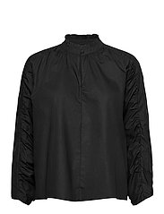 PZWILLO Blouse - BLACK BEAUTY