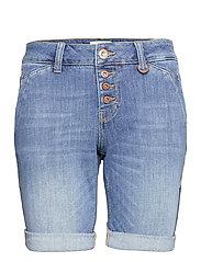 PZMARY Shorts - LIGHT BLUE DENIM