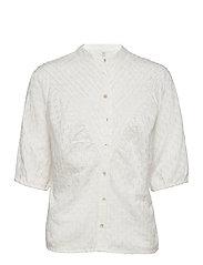 PZLYDIA Shirt - WHITE SAND