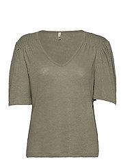PZAMALIE T-shirt - VETIVER