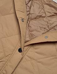 Pulz Jeans - PZELINA Jacket - quiltede jakker - tannin - 2
