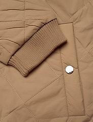 Pulz Jeans - PZELINA Jacket - quiltede jakker - tannin - 3