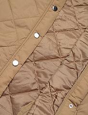 Pulz Jeans - PZELINA Jacket - quiltede jakker - tannin - 4