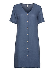 PZBIANCA Dress - VINTAGE INDIGO