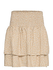 PZBENEDIKTE Skirt - TANNIN FLOWER PRINTED