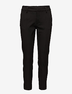 Clara Above Ankle Pant - BLACK