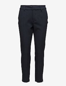 Clara Above Ankle Pant - PRUSSIAN BLUE