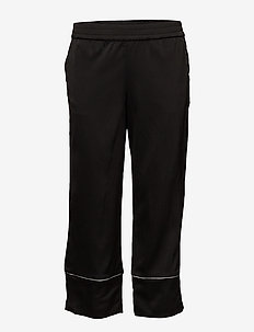 Gloria Pant Ankle length - BLACK