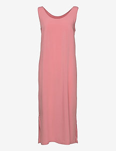 PZNELLY Dress Long - sommerkjoler - dusty rose