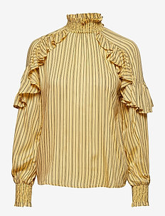 Esther L/S Blouse - SUNDANCE