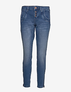 Melina Loose jeans - LIGHT BLUE DENIM