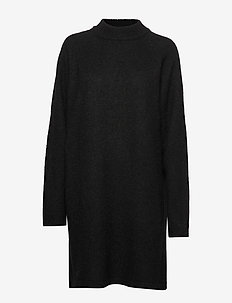 PZROSEMARY L/S Dress - BLACK