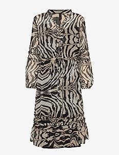 PZMANJA L/S Dress - SOFT CREAM