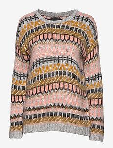 PZLOTTA L/S Pullover - TAPENADE