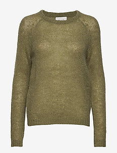 PZIRIS Pullover - CROCODILE GREEN