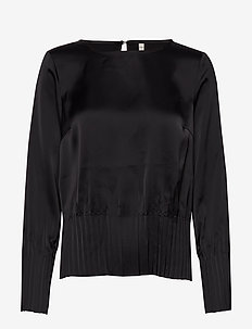 PZVIVIAN Blouse - BLACK