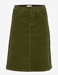 PZKELLY Skirt - CROCODILE GREEN