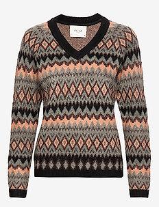 PZCORA Pullover - tröjor - black