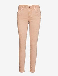 PZROSITA Pants - skinny jeans - café au lait