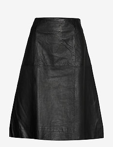 PZHAILEY Skirt - BLACK