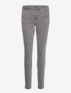 PZMELINA Loose Pants - CASTLEROCK