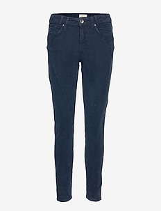 PZROSITA Skinny Pant - skinny jeans - blue marine