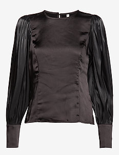 PZSILLE Blouse - BLACK