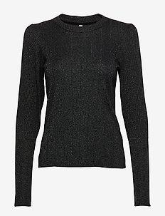 PZJADE Pullover - tröjor - black