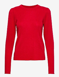 PZJADE Pullover - CHINESE RED