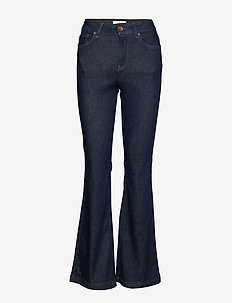 PZLIVA Jeans - DARK BLUE DENIM