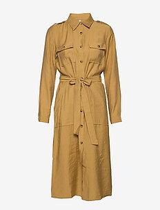 PZSTELLA Dress - skjortklänningar - wood thrush