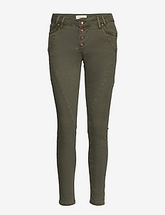 PZROSITA PANT - skinny jeans - beetle