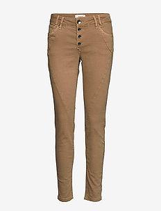 PZROSITA PANT - skinny jeans - tannin