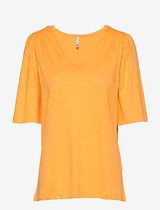 PZLERCHE T-shirt - ARTISAN'S GOLD