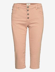 PZROSITA Pants - pantalons capri - mahogany rose
