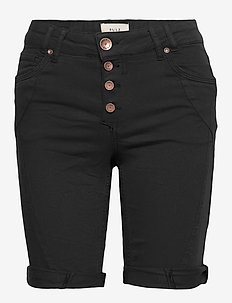PZROSITA Shorts - jeansshorts - black beauty