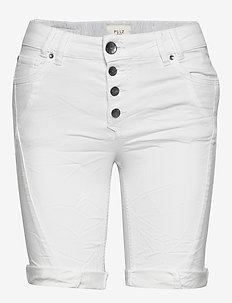 PZROSITA Shorts - jeansshorts - bright white