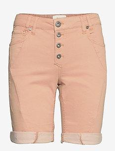 PZROSITA Shorts - denimshorts - mahogany rose