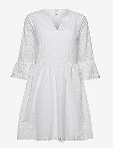 PZMARIELLA Tunic - tunikor - bright white
