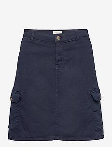 PZKAROLINA Skirt - korte nederdele - dark sapphire