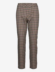 PZCLARA Pant - slim fit bukser - stone gray