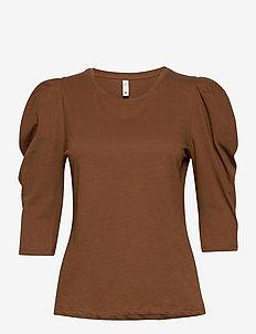 PZCLARISSA T-shirt - t-shirts - bison
