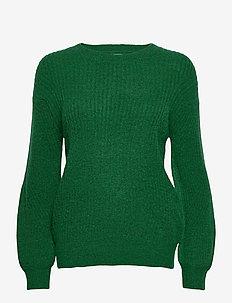 PZASTRID Pullover - swetry - jolly green melange