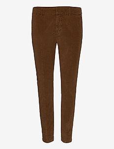 PZCLARA Pant - bukser med smalle ben - bison