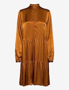 PZMILEY Dress - skjortekjoler - sugar almond