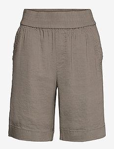 PZLUCA Shorts PREMIUM - bermudashorts - vetiver