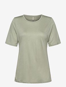 PZCARLA T-shirt - t-shirts - desert sage