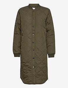 PZELINA Jacket - quiltede jakker - crocodile